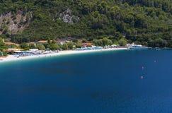 Skopelos wyspa w Grecja obrazy royalty free