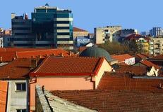 Skopje Stock Image