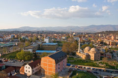 Skopje Royalty Free Stock Photography