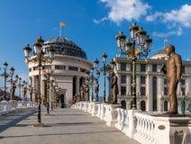 Skopje Royalty Free Stock Images
