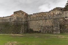 Skopje-Festung Kohlfestung in der alten Stadt, die Republik Mazedonien lizenzfreies stockfoto
