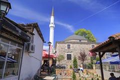 Arasta Mosque, Skopje Stock Photography