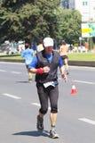 Skopje-Marathon 2016 Lizenzfreies Stockfoto