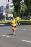 Skopje-Marathon 2016 Lizenzfreie Stockfotografie