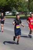 Skopje-Marathon 2017 Stockfotografie