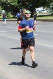 Skopje-Marathon 2017 Lizenzfreie Stockbilder