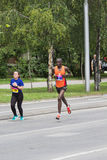 Skopje Marathon 2017 Royalty Free Stock Photos