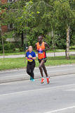 Skopje Marathon 2017 Royalty Free Stock Photo