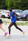 Skopje Marathon 2019 stock photo