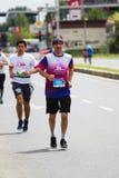 Skopje Marathon 2019 royalty free stock photos