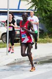 Skopje Marathon 2018 Royalty Free Stock Photo