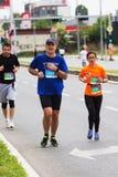 Skopje Marathon 2019 stock photography