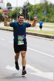 Skopje Marathon 2019 royalty free stock images
