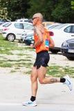 Skopje Marathon 2019 stock photos