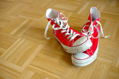 skor arkivbild