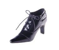 Skor damtoalett skor på bakgrund. royaltyfri fotografi