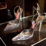 skor för andrea pfister s Arkivfoton