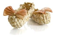 skor för bastbowryss royaltyfri fotografi