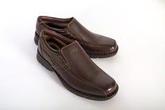 skor för män s Arkivbild