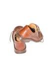 skor för man s Royaltyfri Foto