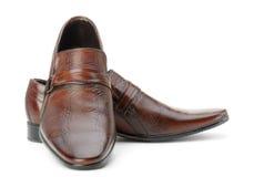 skor för manpar s royaltyfria foton