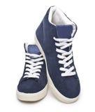 skor för modemän s Royaltyfri Fotografi