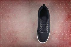 Skor för sportar för man` s Royaltyfria Foton