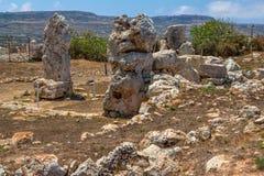 Skorba-Tempel Lizenzfreie Stockbilder