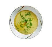 Skordalia-Vegetarierverbreitung lizenzfreies stockfoto