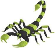 Skorpion Zdjęcie Royalty Free
