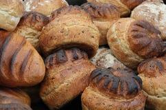 Skorupiaści Chlebowi bochenki Zdjęcia Stock