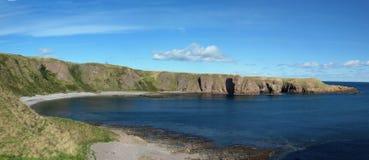 Skotsk fjord royaltyfri fotografi