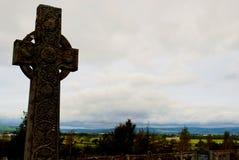 Skotsk kyrkogård royaltyfri foto