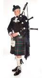skotsk säckpipa Royaltyfria Foton
