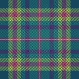 skotsk seamless tartan Royaltyfri Bild