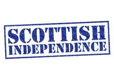 Skotsk självständighet royaltyfri illustrationer