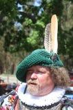 Skotsk tartanfestival royaltyfri foto
