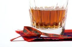 skotsk whiskey Arkivfoton