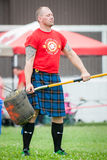 Skotska höglandlekar Royaltyfria Bilder