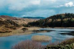 Skotska kust- särdrag Royaltyfri Fotografi