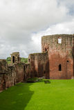 Bothwell slott i Skottland Royaltyfria Foton