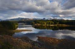 Skottet landskap Arkivbilder