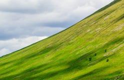 Skottland bergdiagonal Arkivbilder