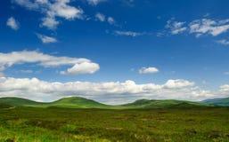 Skottland Skotska högländernaRannoch hed arkivfoton
