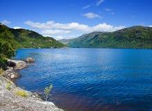 Skottland sommarliggande fotografering för bildbyråer