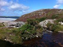 Skottland westcoast arkivbild