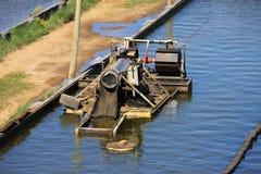 Skovelfartyg Royaltyfria Bilder