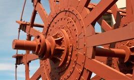 Skovelhjul Royaltyfria Bilder