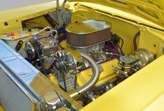 Skräddarsy bilmotor Royaltyfri Bild