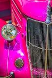 Skräddarsy Ford Model 48 kupé 1936 Fotografering för Bildbyråer